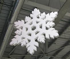 Новогодний декор из пенопласта - елки, снежинки, олени, сани 24