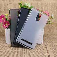 Силиконовый чехол для смартфона Leagoo M8