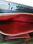 Клатч cherry 30х17х4 см, фото 6