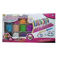 Плетение из резинок Loom Bands 2500++ (DIY Colorful 21019)