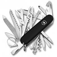 Нож Victorinox SwissChamp 1.6795.3 черный, фото 1
