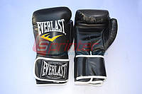 Перчатки боксерские EVERLAST 8 oz черные QJ