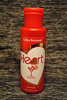 Средство для удаления кутикулы, размягчения мозолей и огрубевшей кожи Heart Callus Remover мохито 100ml