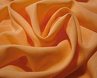 Креп-шифон однотонный (Оранжевый)