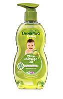 Масло детское массажное с оливковым маслом Dabur, 200мл