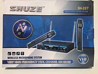 Радиосистема SHUSE SH-228 база 2 радиомикрофона