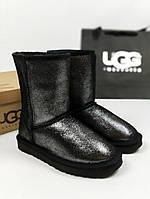 Женские ботинки UGG натуральная замша (37, 38, 39 размеры)