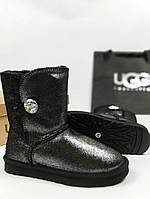 Женские ботинки UGG натуральная замша (36, 37, 38, 39 размеры)