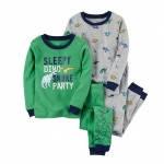 Набор пижам Carters для мальчика