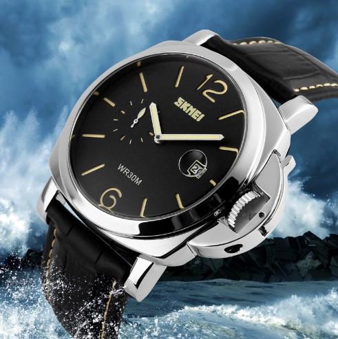 Купить часы skmei 1124 наручные часы мужские россия