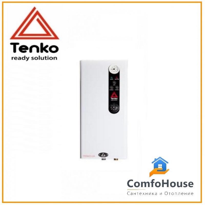 Электрический котел Tenko Стандарт 6 кВт 380 В (настенный, с насосом)