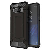 Бронированный чехол Immortal для Samsung Galaxy Note 8 (черный)