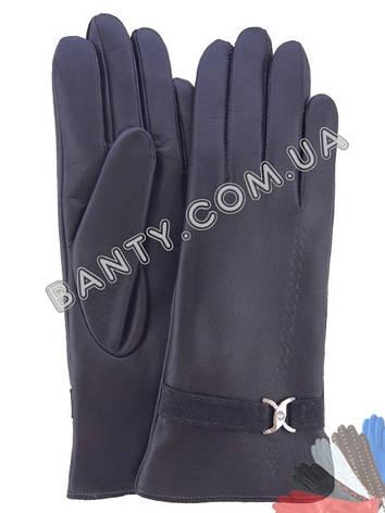 Женские перчатки на шерстяной подкладке модель 365, фото 2