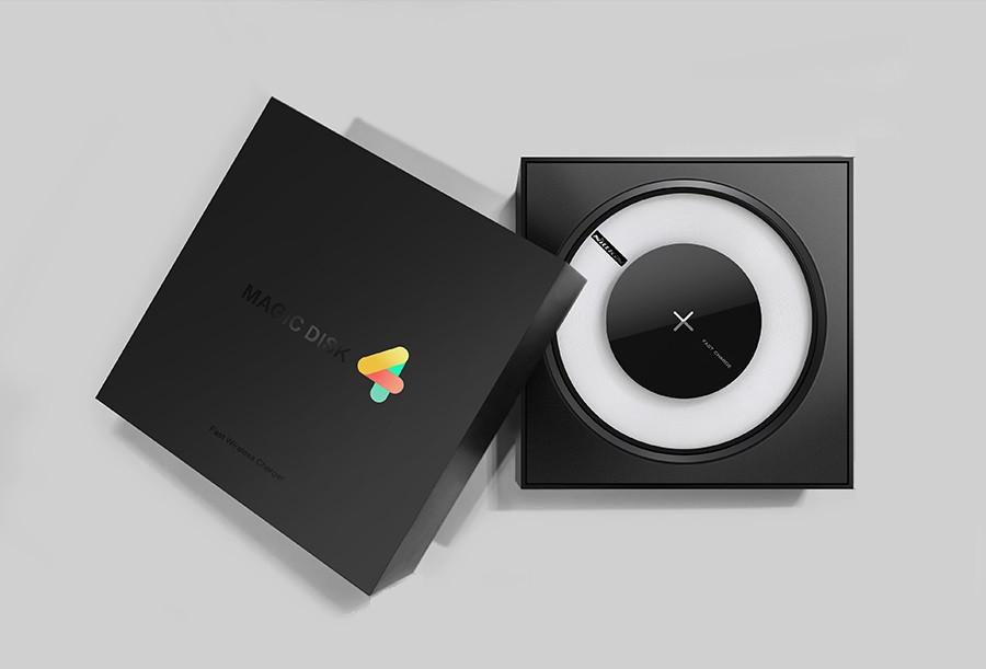беспроводная зарядка Nillkin Magic Disk 4 цена 640 грн купить в