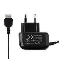 Сетевое зарядное устройство TOTO TZS-16 Travel charger Samsung D880