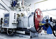 Автоматика и оборудование для паровых котлов и котельных цехов