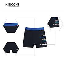 Мужские боксеры стрейчевые марка «IN.INCONT»  Арт.3623, фото 2
