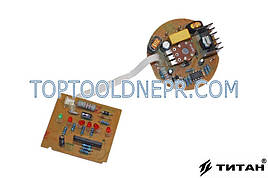 Блок электроники для фена Титан ПФ2000Е
