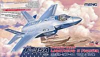Сборная модель истребителя F-35A Lightning II 1/48