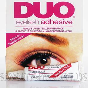 Клей DUO для накладных ресниц 9g (черный)