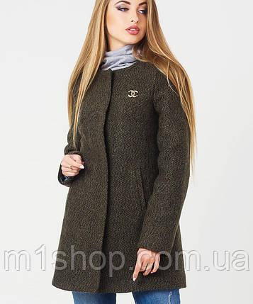72dc8ad57f9 Зимнее женское драповое пальто (Хелен зима leo) купить недорого ...