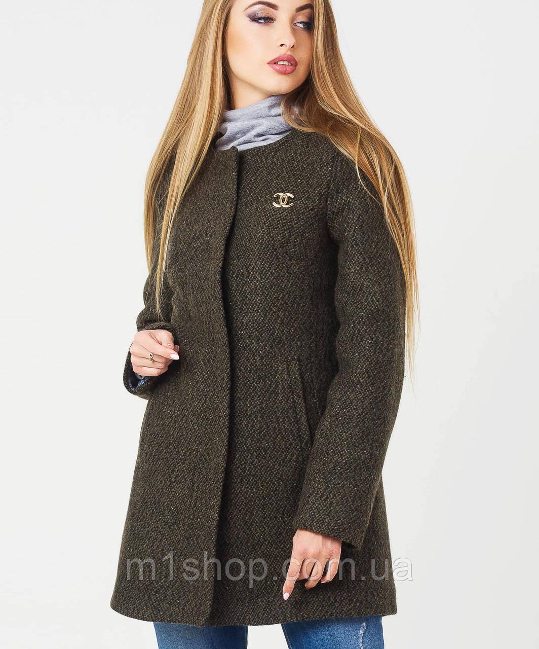 540f4014443a Зимнее женское драповое пальто (Хелен зима leo) - « m1shop » женская одежда  в