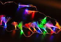Электрические светодиодные гирлянды, их виды и область применения.