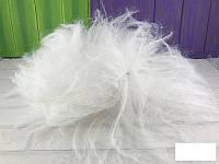 Парик карнавальный белые волосы
