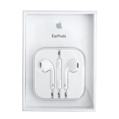 Оригинальные наушники Apple EarPods with Mic для iPhone, iPad, iPod Retail box