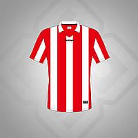 Футболка BestTeam Torres SC-13022RW красная с белым