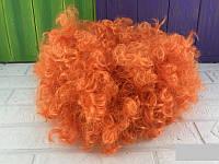 Парик карнавальный Клоуна кудрявые волосы