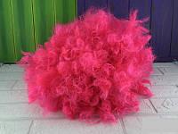 Карнавальный парик кудрявый парик Клоуна