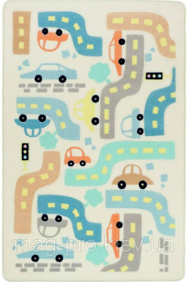 Детский ковер BABY CAR