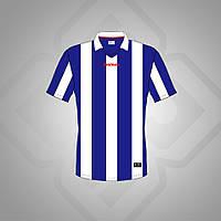 Футболка BestTeam Torres SC-13022RBW голубая с белым