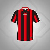 Футболка BestTeam Torres SC-13022BR черная с красным