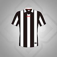 Футболка BestTeam Torres SC-13022BW черная с белым