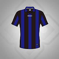 Футболка BestTeam Torres SC-13022BRB голубая с черным