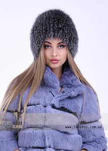 Хутряна шапка для жінок з Польського песця
