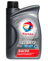 Моторное масло Total 5w30 Quartz Ineo ECS  1л