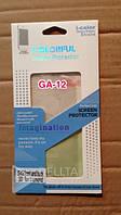 Пленка на Iphone 5G 3D icolor GA12, Защитная пленка для телефона