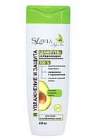 ТМ Аромат Шампунь Slavia Lege Artis увлажняющий для сухих и ослабленных волос 400 мл