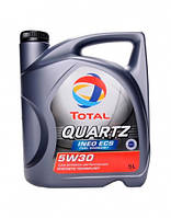 Моторное масло Total 5w30 Quartz Ineo ECS  5л