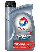 Моторное масло Total 5w30 Quartz Ineo MC3  1л