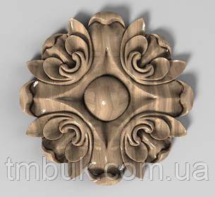 Розетка 51 - 60х60 - для декорирования, фото 2