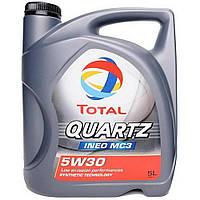 Моторное масло Total 5w30 Quartz Ineo MC3  5л