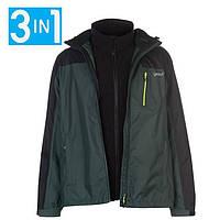 Куртка Gelert Horizon 3 in 1 Jacket Mens