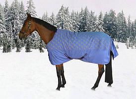Попона зимняя 1200D Ripstop, 220 г/м, для лошади