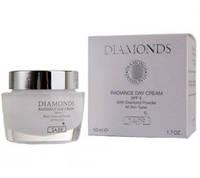 Дневной крем с бриллиантовым порошком для всех типов кожи DIAMONDS JA-DE