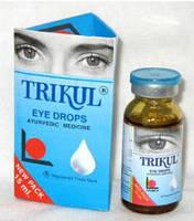 Глазные капли Трикул (Trikul) 10мл - Trimed