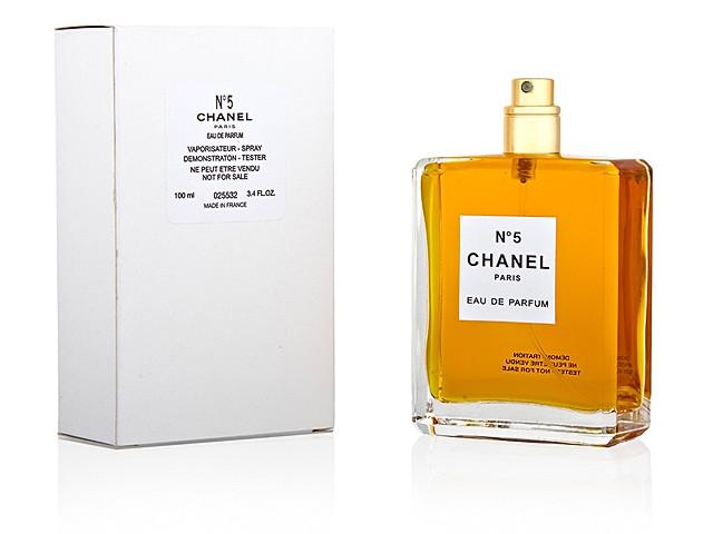 Chanel N5 парфюмированная вода 100 ml. (Тестер Шанель №5)